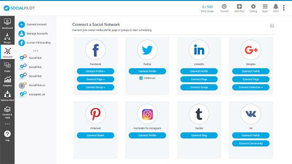 social media marketing digital Socialpilot