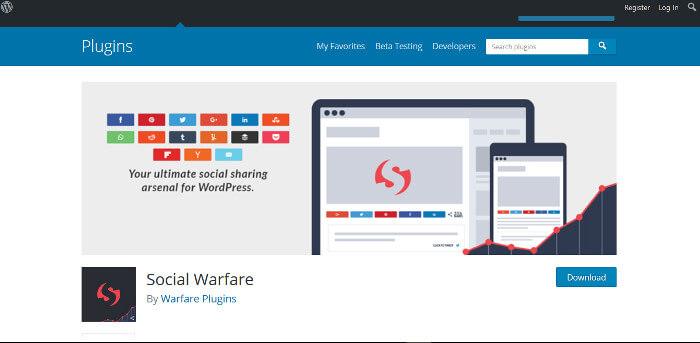 social media marketing digital Social Warfare